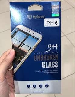 iPhone 6/6s/7/8 Tempered Glass