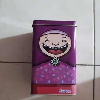 Fancy Malaysian Tin