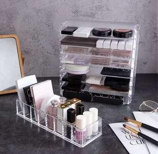 🚚 Makeup Organizer