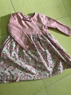 Mothercare Flower Dress
