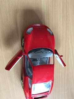 Burago Porsche Carrera 911 made in Italy scale 1/24
