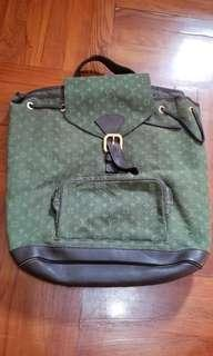louis vuitton 布料背囊