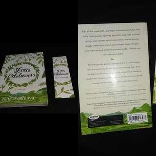 """Novel """"Little Edelweiss"""""""