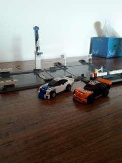 Lego Tiny Turbos Race Track