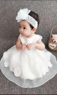 Baby Girl Tutu Dress 100 Days