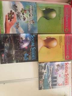 Sec school account text book