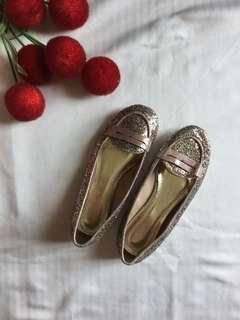 So Fab Glittery Doll Shoes