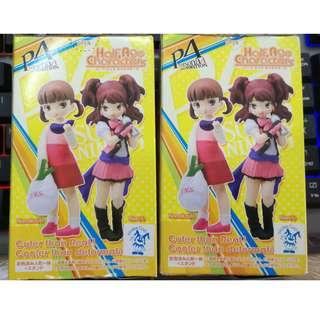 PERSONA 4 The Animation Half Age Characters Nanako & Rise (A-side)