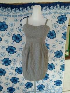 Twenty one grey dress