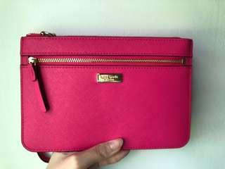 AUTHENTIC Kate Spade Wristlet (Pink)