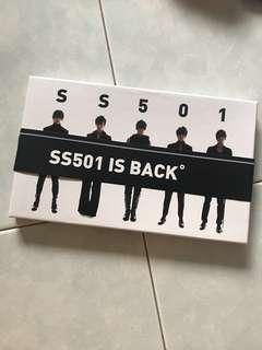 SS501 Special Edition Album Rebirth
