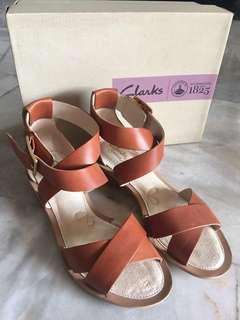 ea20ef4f6 Clark leather sandals (Sandcastle Ray)