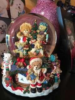 聖誕水晶球