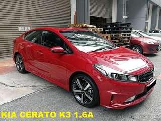 Kia KIA CERATO K3 SX SPORTS