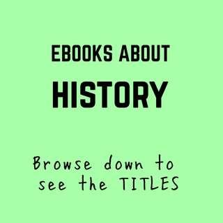 EBOOKS: ALL ABOUT HISTORY