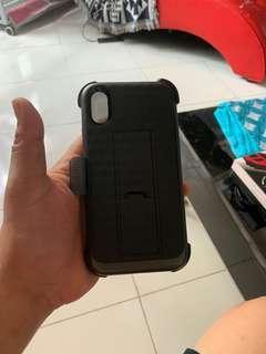 Iphone x casing Iblason