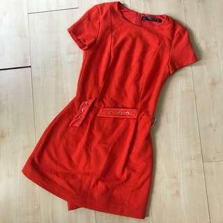 Zara Belt Jumpsuit
