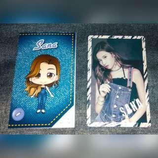 Twice 1st Arena Tour 2018 BDZ Sana Lottery Photocard