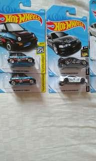 Hot Wheels Honda Assorted
