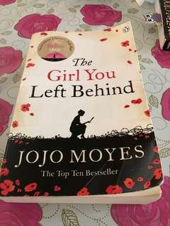 Jojo Moyes-The Girl You Left Behind