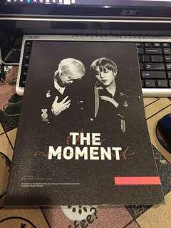 Wanna One - Park Jihoon & Kang Daniel Photobook (The Moment from Sugar Rush fs)
