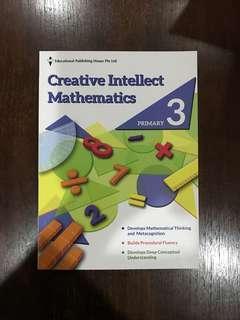 P3 Primary 3 Assessment Book - Creative Intellect Mathematics (EPH)