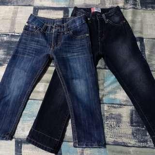 Preloved pants for little boys