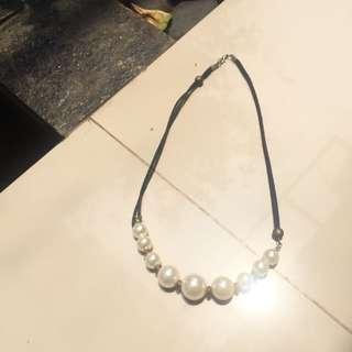 necklace kalung pearl mutiara