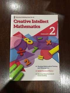 P2 Primary 2 Assessment Book - Creative Intellect Mathematics (EPH)