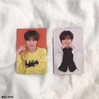 乐华七子 nex7 范丞丞 photocard