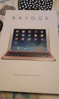Brydge bluetooth keyboard 10.5 iPad pro
