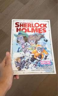 Sherlock Holmes The Great Detective