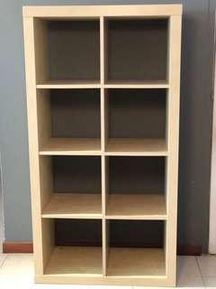 IKEA Light Brown Shelf