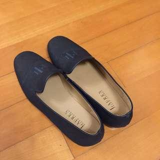 RALPH LAUREN 平底鞋