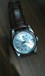 Day date automatic watch