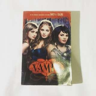 Vamps by Nancy Collins