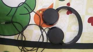Headphone MINISO HITAM