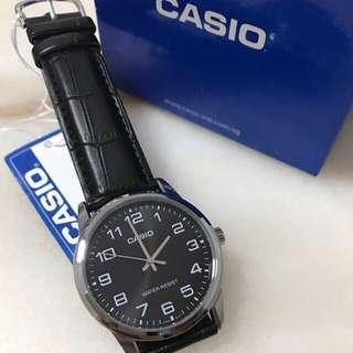 Casio Black Watches! BNIB! Instocks