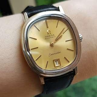 Omega Seamaster Automatic Vintage Watch