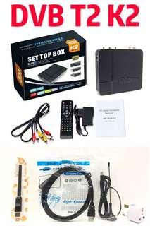 K2 Set Top Box for Local TV channels