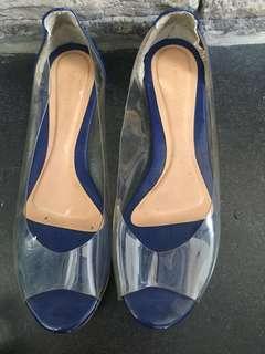 urban&co blue shoes