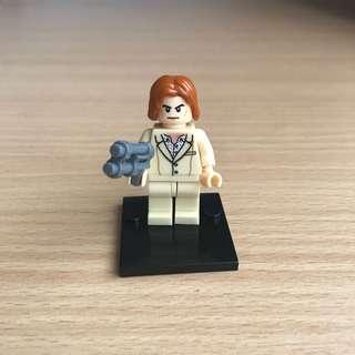 Lex Luthor Lego Minifigure Minifig DC Superheroes