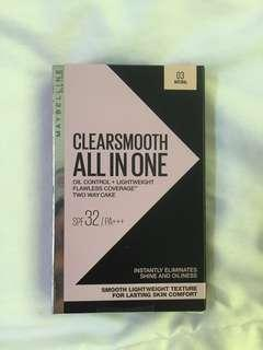 Maybeline clearsmooth all in one
