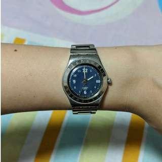 Swatch Irony Watch Blue