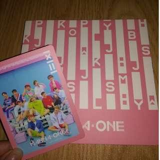 WTS To Be One (pink ver)