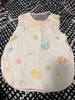 三層紗嬰兒睡袋