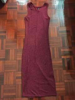 Cotton on razerback midi dress
