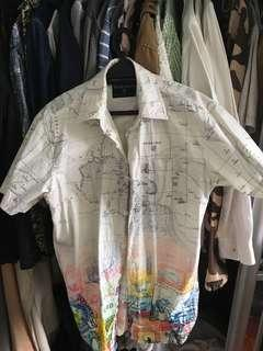 Kemeja Staple Shirt