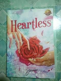 Heartless Mpress Uncut (Jonaxx book)