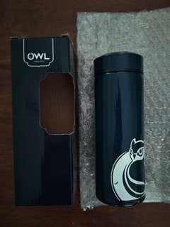 Super OWL White Coffee - Thermal Flask